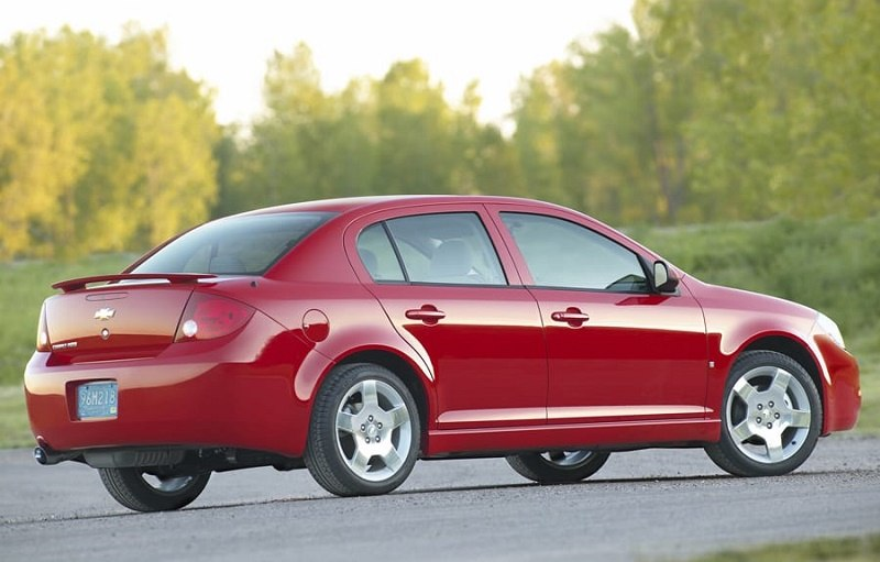 Chevy Cobalt sedan
