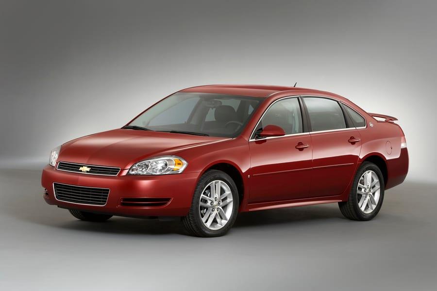 Chevy Impala circa 2009