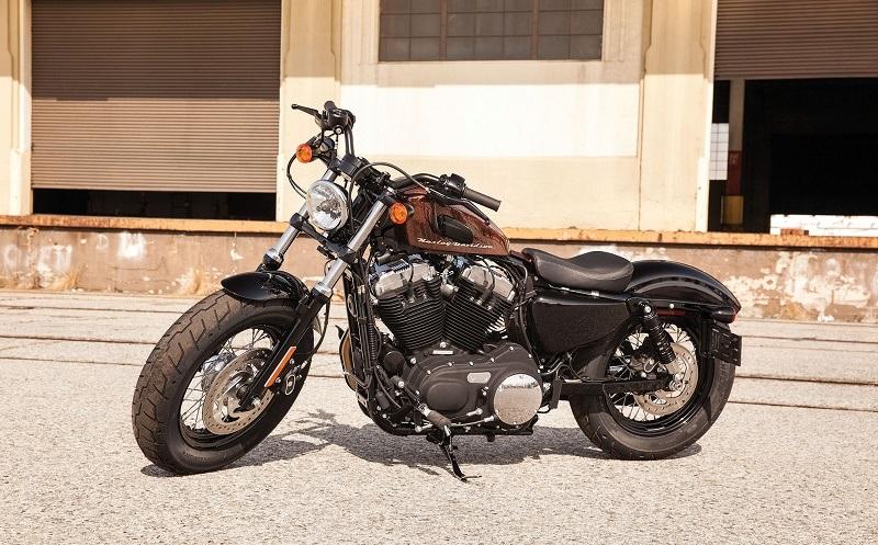 2014 Harley Sportster 48