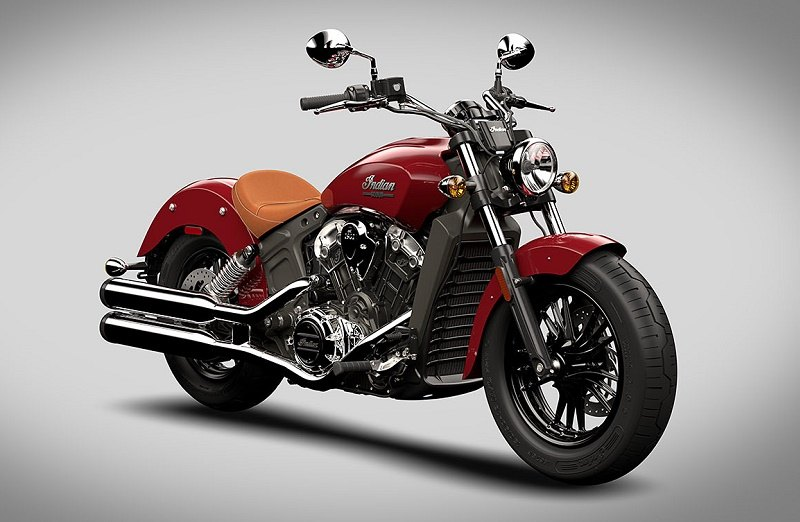 Indian Chief Scout