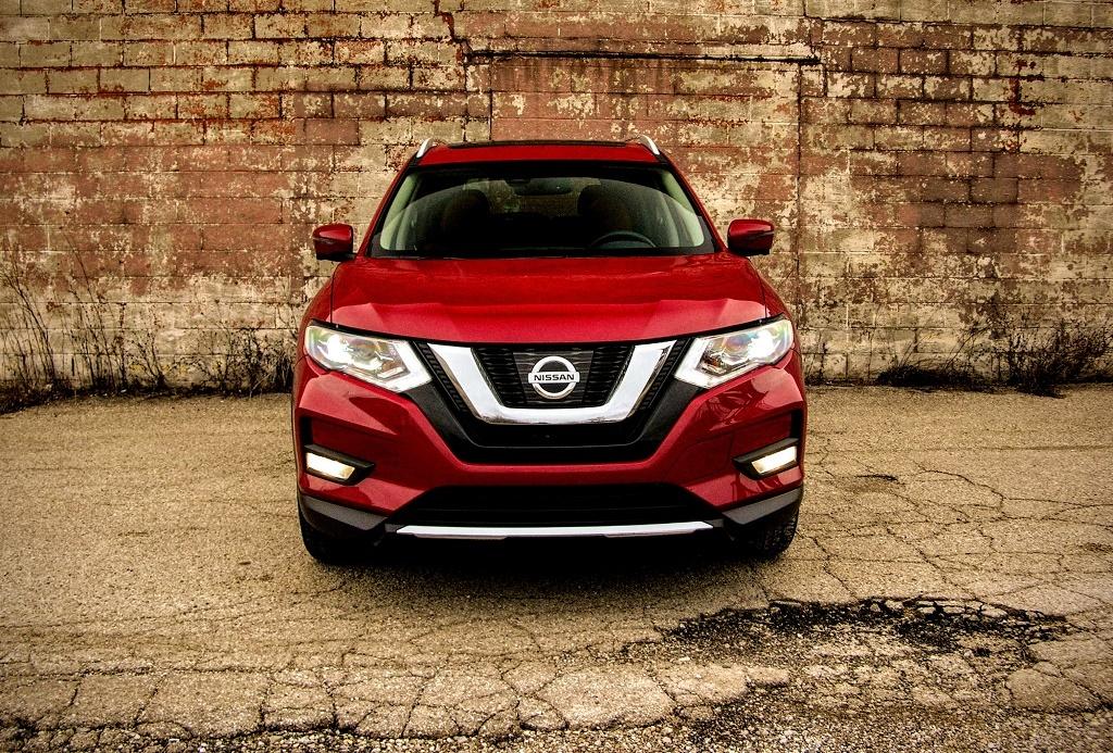 2017 Nissan Rogue SL (AWD)
