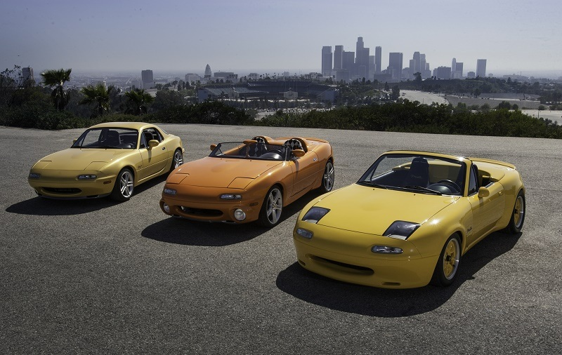 1989 Miata concepts from Chicago