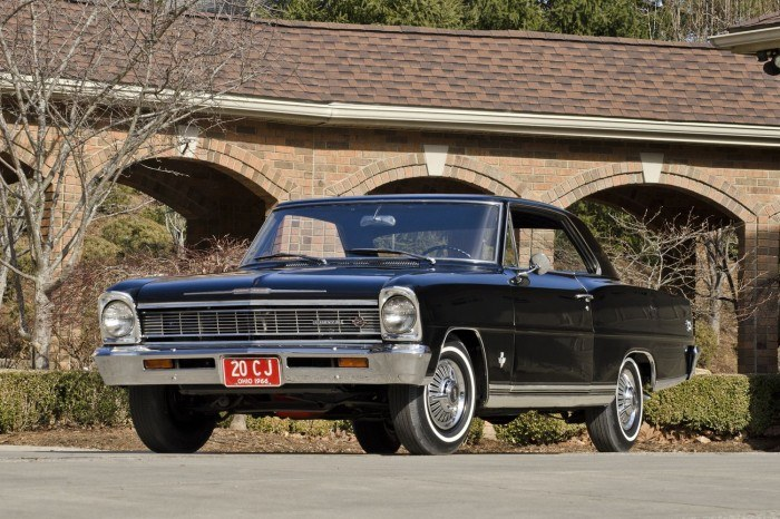 1966 Chevy II L-79