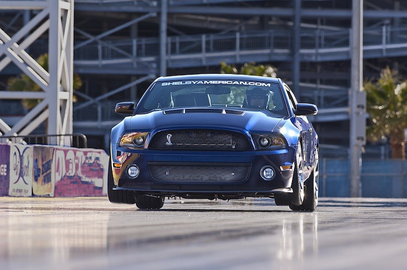 2013 Ford Mustang Shelby 1000 S/C