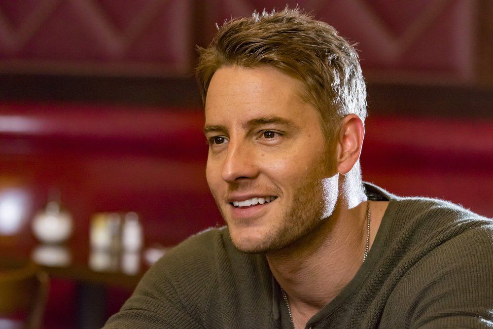 Justin Hartley's Kevin Pearson in a scene from NBC's This is Us