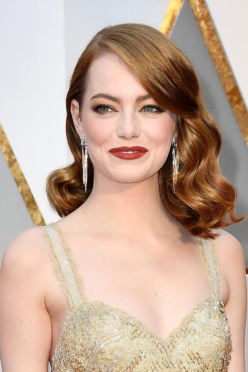 Actor Emma Stone