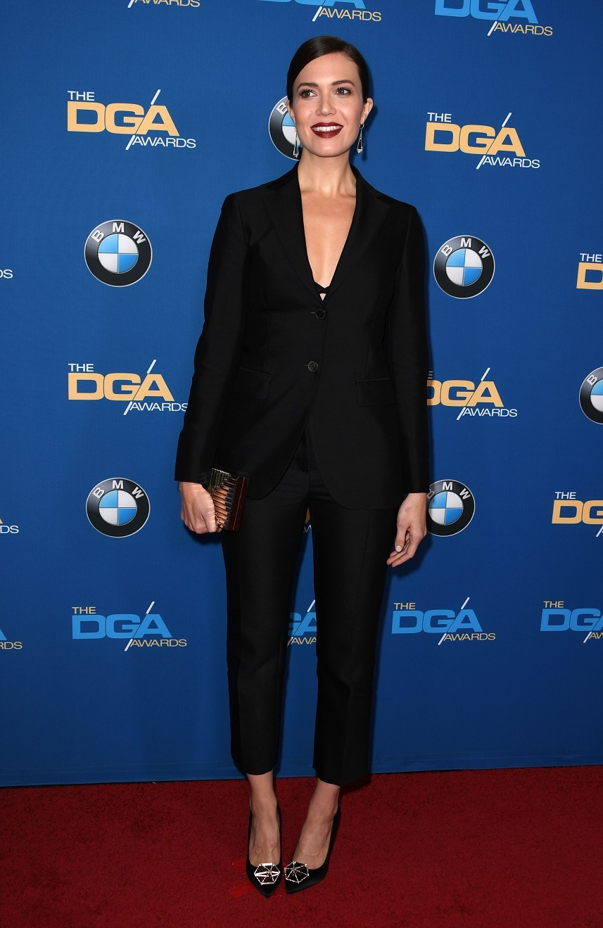Actress Mandy Moore