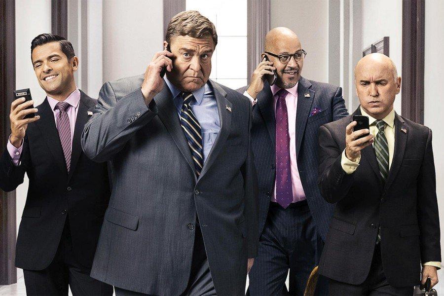 John Goodman leads the cast of Amazon's Alpha House