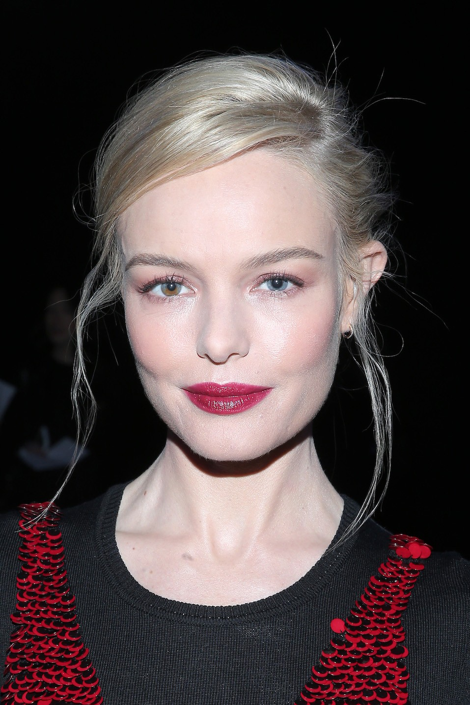 Kate Bosworth attends the Altuzarra Fall 2016 fashion show