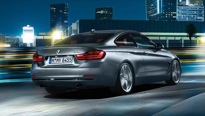 BMW 4 Series sedan