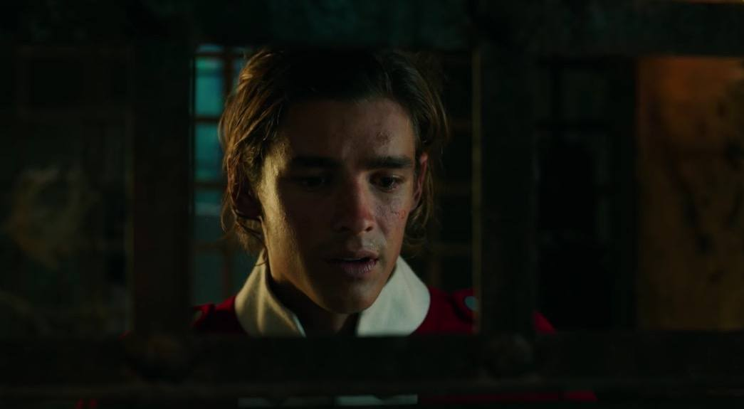 Brenton Thwaites in the new Pirates of the Caribbean trailer