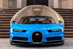 25 Fastest Cars Ever Made Throughout History