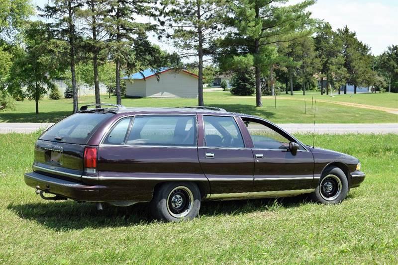 1994 Chevrolet Caprice Wagon
