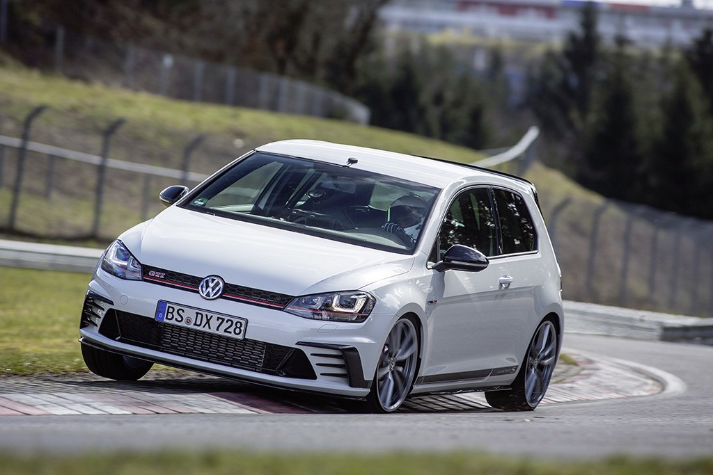 Volkswagen's World's 10 Fastest Models