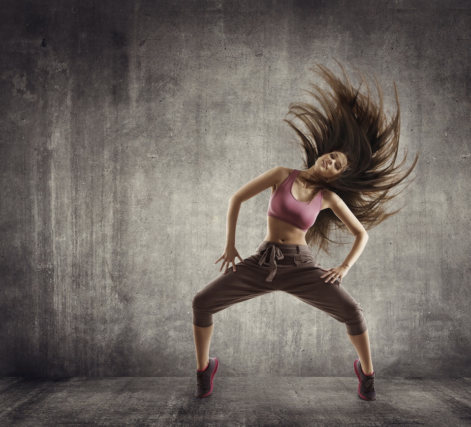 Fitness Sport Dance