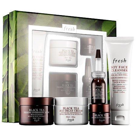 Fresh Black Tea Skincare: Firming Favorites Set