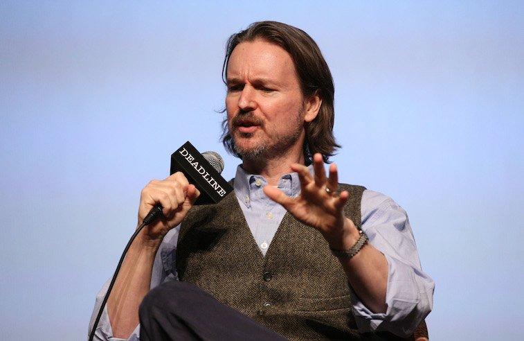 Director Matt Reeves speak onstage during Deadline's The Contenders at DGA Theater