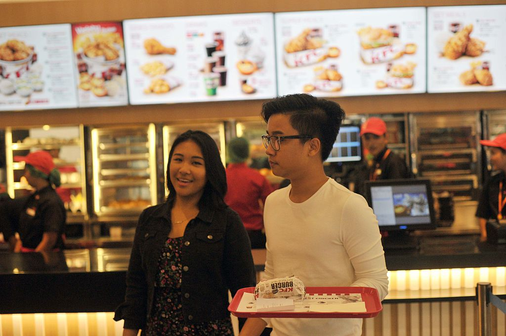 KFC in Myanmar