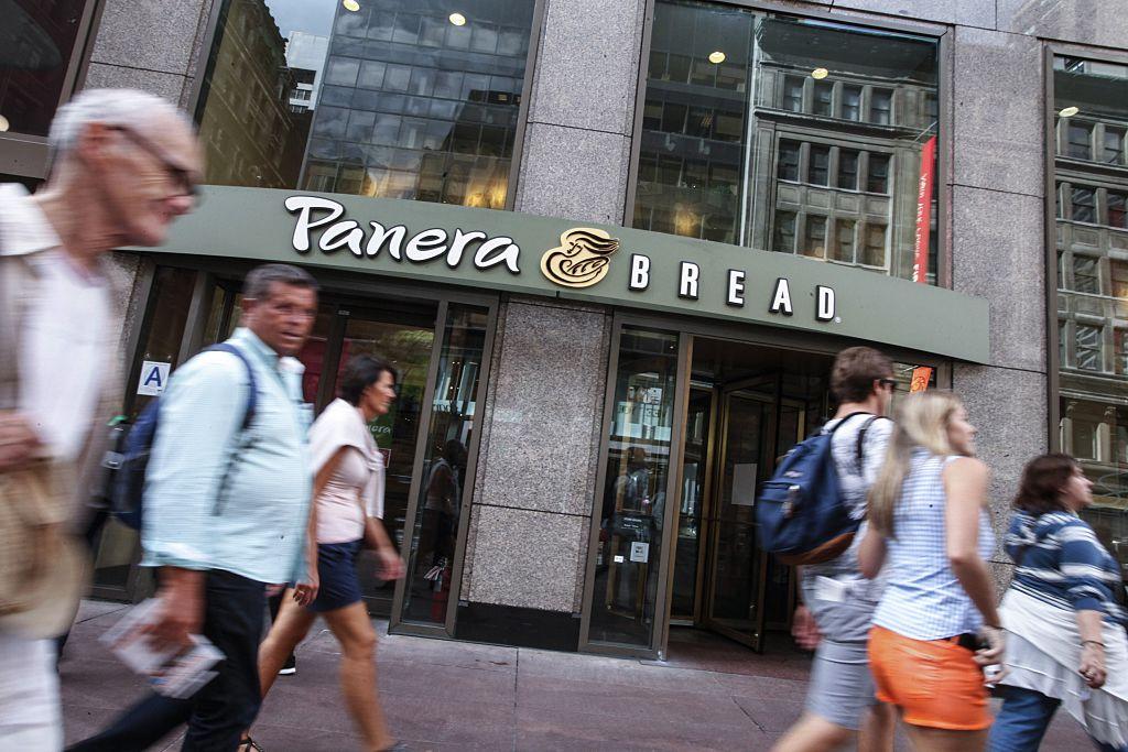 Panera Bread restaurant