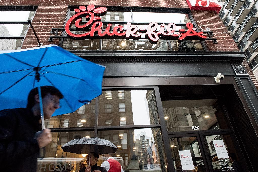Chick-Fil-A in Manhattan