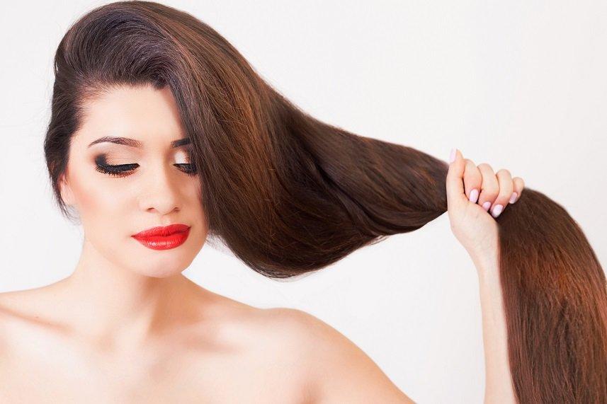 strong long hair