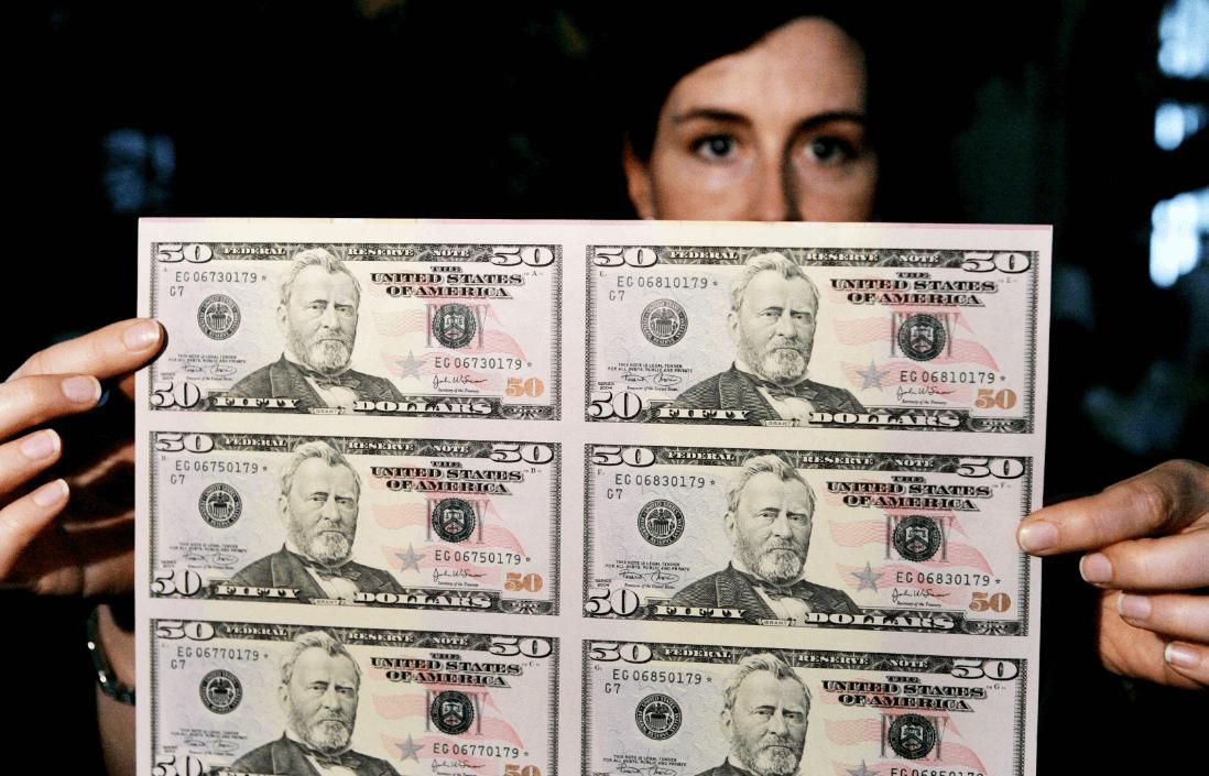 Money, cash, dollars