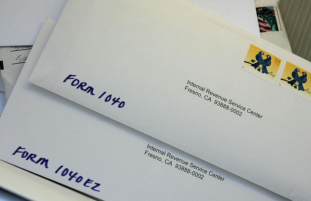 IRS mail