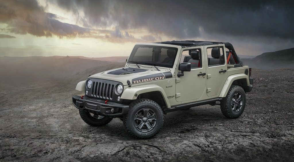 Jeep Wrangler Unlimited Towing Capacity >> 10 Trucks That Led to the 2018 Jeep Wrangler Pickup