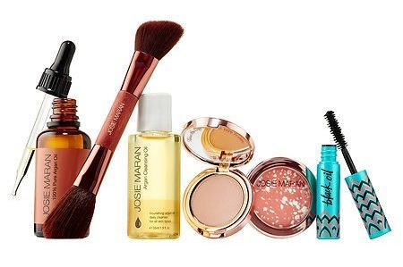 Josie Maran Luminous Argan Complexion Collection