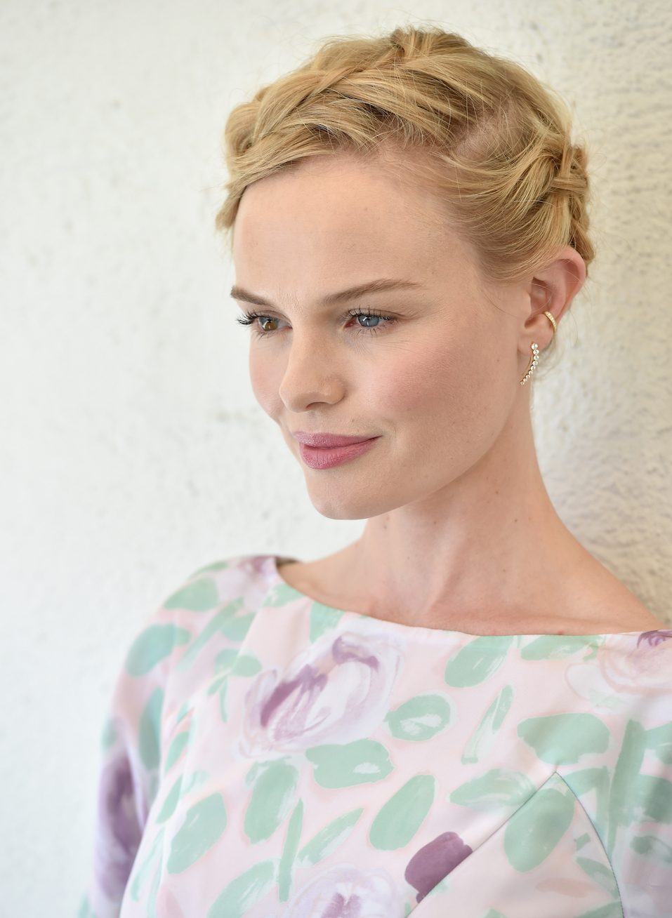 Kate Bosworth attends the launch of Kate Bosworth