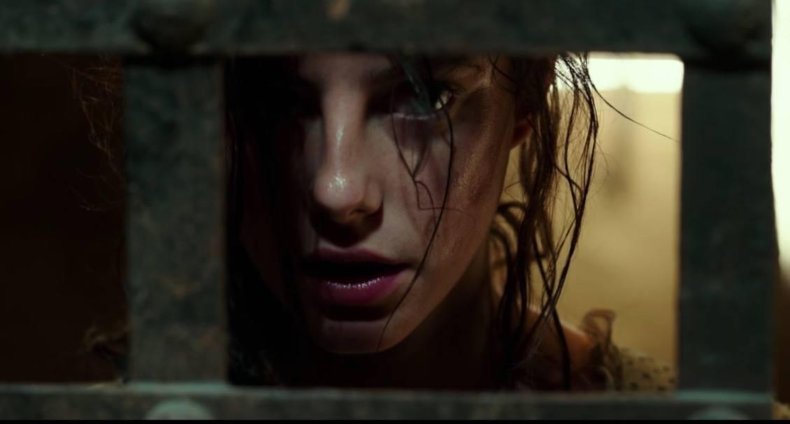 Kaya Scodelario in the new Pirates of the Caribbean