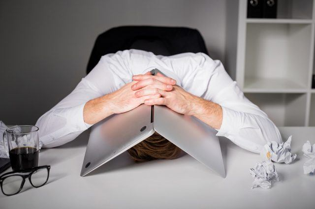 Managing stress can help reduce symptoms of chronic fatigue.