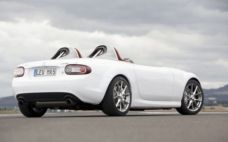 Mazda Miata Superlight Concept (2009)