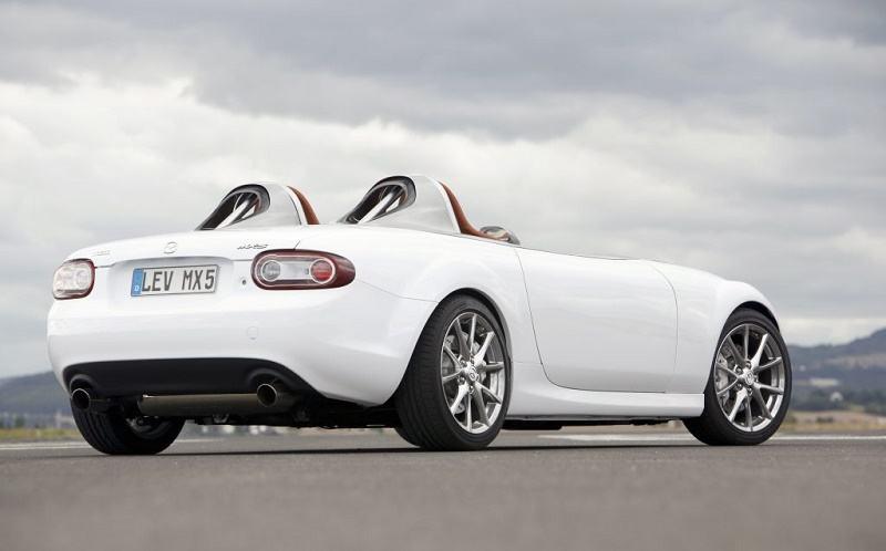 Mazda Miata Superlight Concept (2009)