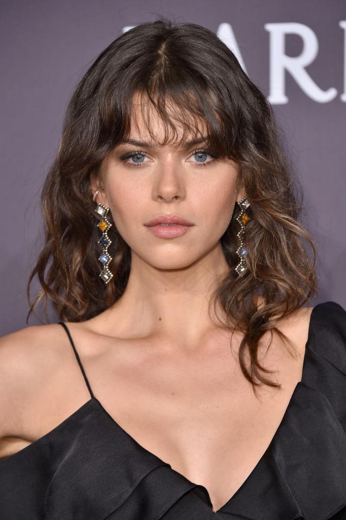 Model Georgia Fowler
