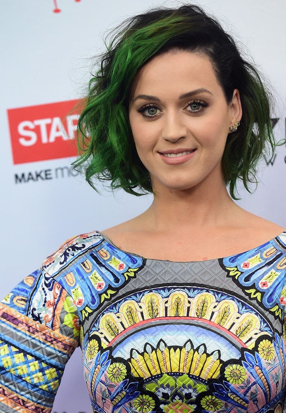 Pop star Katy Perry poses in Los Angeles