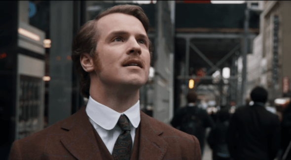 Freddie Stroma plays H.G. Wells in ABC's Time After Time