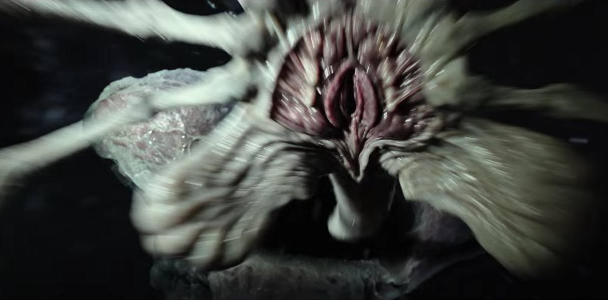 The Facehugger returns in Alien: Covenant