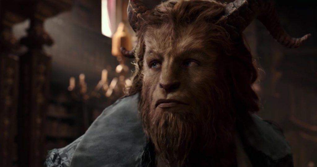 Dan Stevens as the Beast