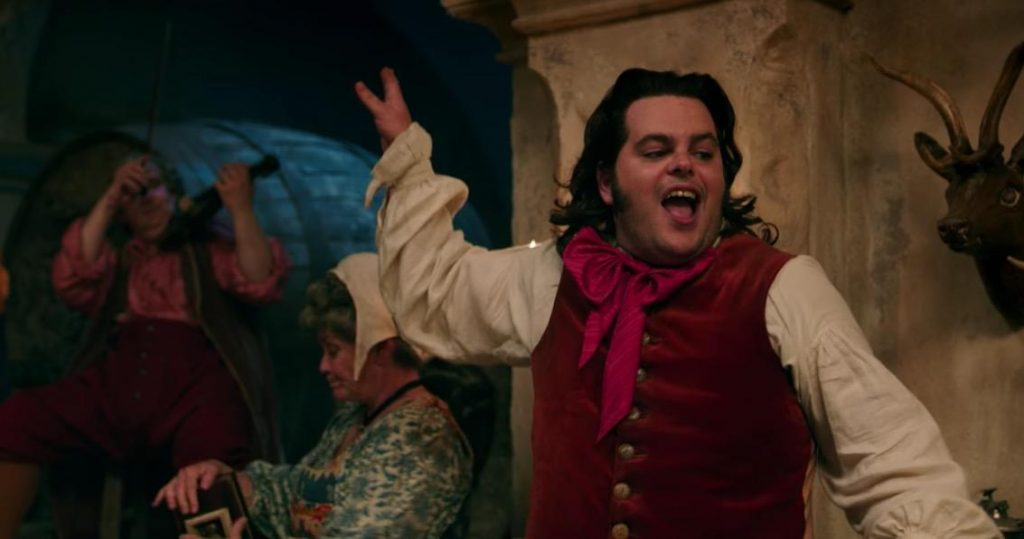 Josh Gad as Lefou in Beauty and the Beast
