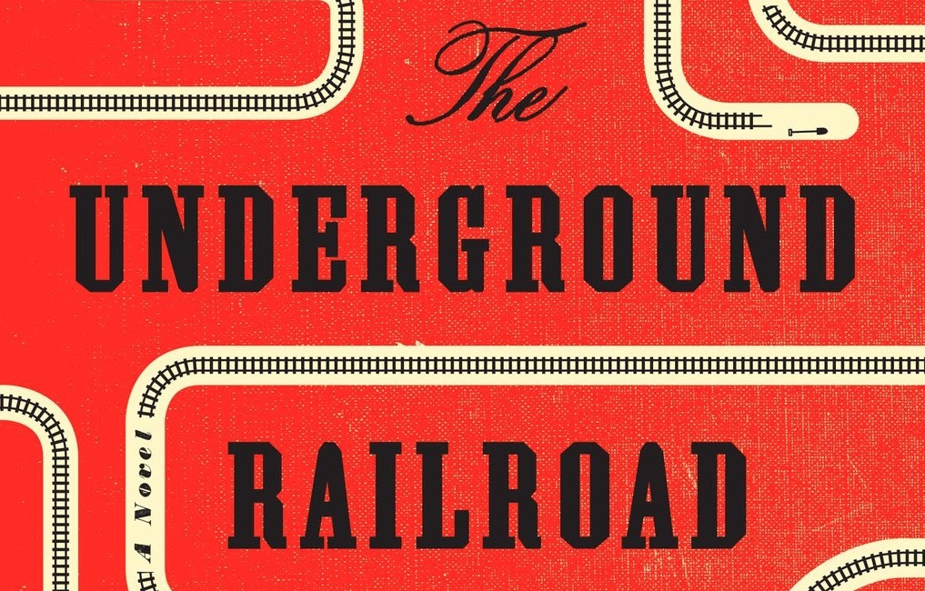 Cover art for The Underground Railroad