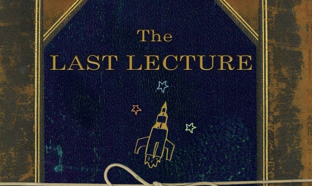 Cover art for The Last Lecture