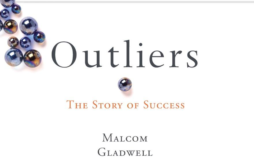 Cover art for Outliers: The Story of Success