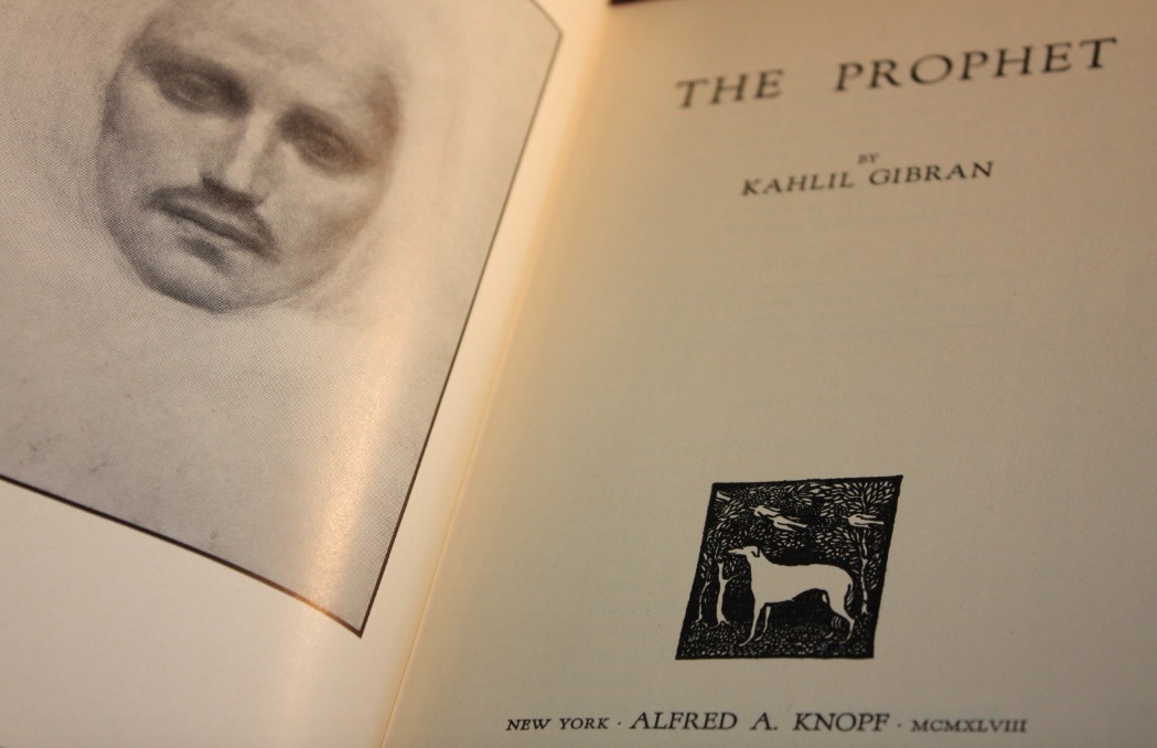 Cover art for The Prophet