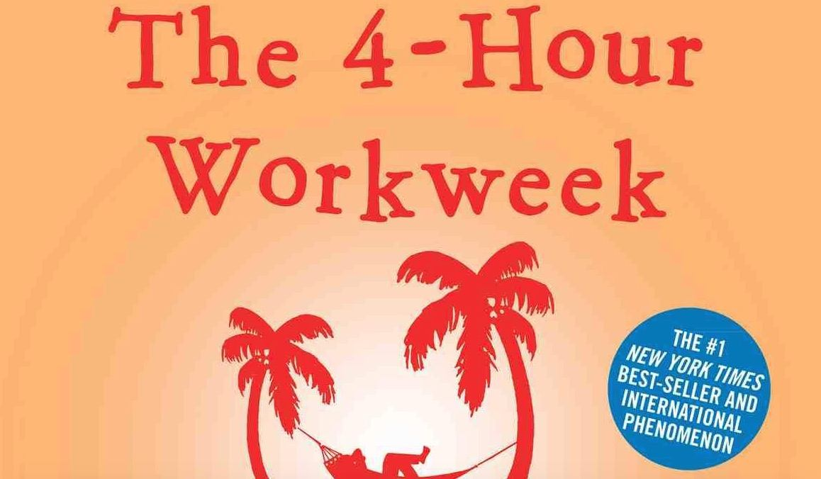 Cover art for The 4-Hour Workweek, by Timothy Ferriss