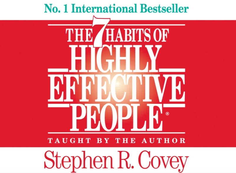 7 Habits of Highly Effective People cover art