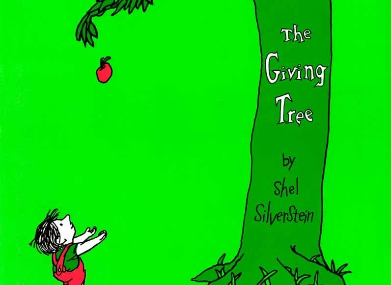 The Giving Tree cover art