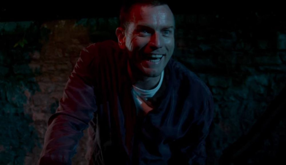 Ewan McGregor in T2: Trainspotting