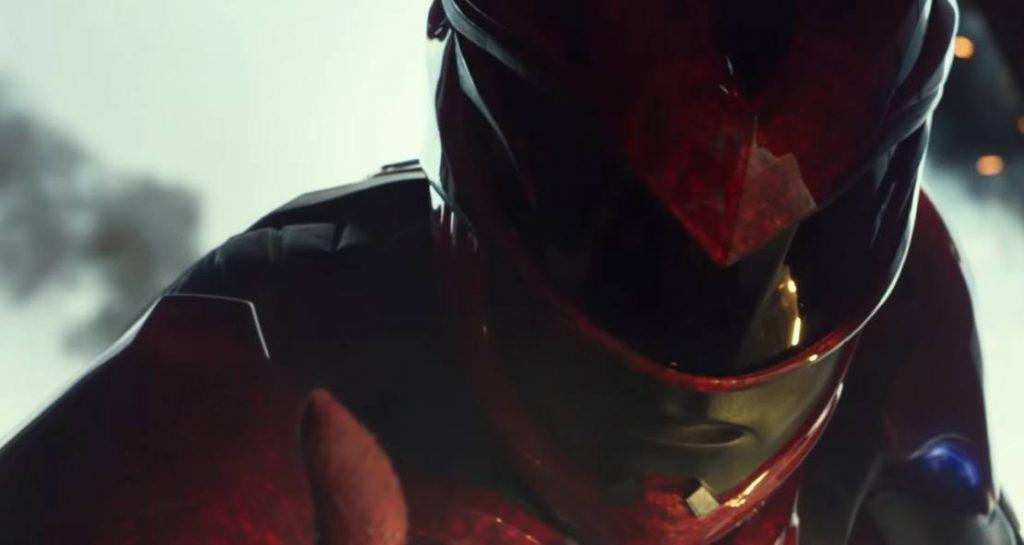 The Red Ranger in Power Rangers
