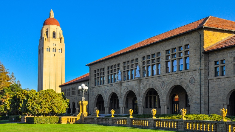 Stanford University Hoover Tower